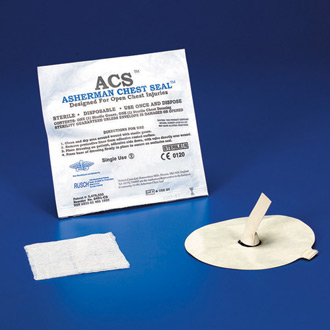 Rusch Asherman Chest Seal Dressing