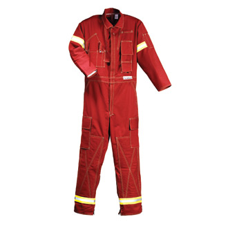 Fire Dex Indura Cotton Extrication Coveralls