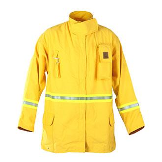 Fire Dex Wildlands Jacket Deluxe Model Nomex