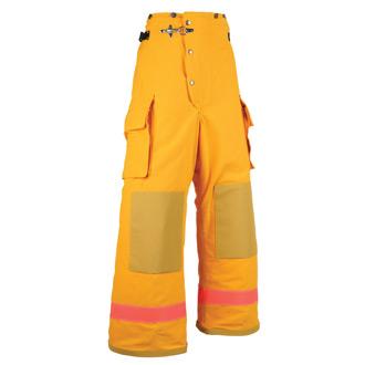 Fire Dex Chieftain Nomex 35M Turnout Pants