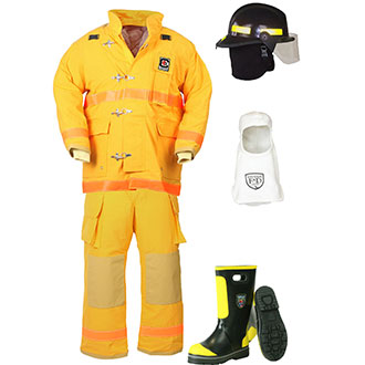 Galls Complete Firefighter Value Package