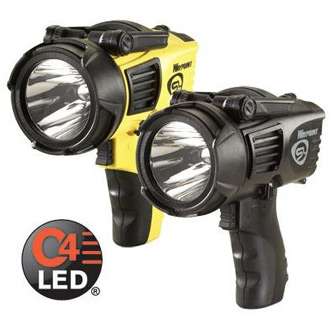 Streamlight Waypoint AC Rechargeable Spotlight