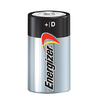 Energizer MAX D Cell Batteries (8 Pack)