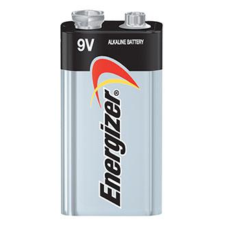 Energizer MAX 9 Volt Batteries (2 Pack)