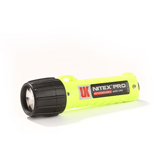 Underwater Kinetics Nitex Pro LED Rechargeable Flashlight
