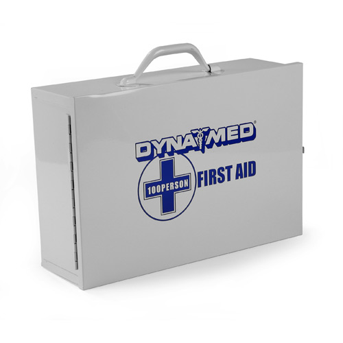 Dyna Med 3-in-1 First Aid Kit with Metal Case