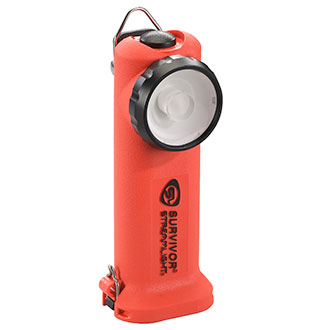 Streamlight Survivor LED Flashlight with AC/DC Steady Charge