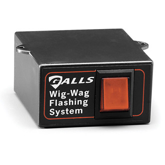 Galls Wig Wag Flasher with Built in Switch