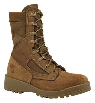 """Tactical Research 8"""" USMC Hot Weather Combat Boot"""