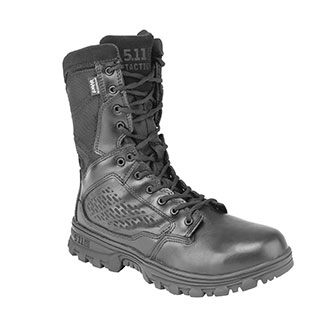 "5.11 Tactical 8"" EVO Side Zip Waterproof Boots"