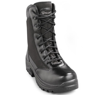 "Galls 8"" Zipper Steel Toe Boot"