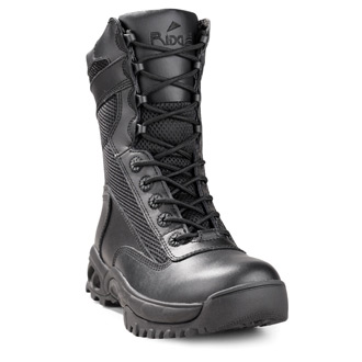 "Ridge 8"" Air Tac Plus Zipper Boot"