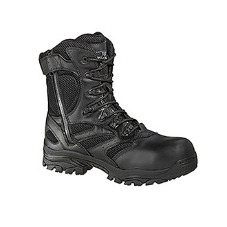 "Thorogood 8"" Side Zip Waterproof Composite Toe Boot"