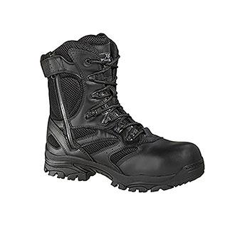 "Thorogood 8"" Side Zip Waterproof Composite Toe Boot"