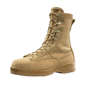 Belleville 8 330 Hot Weather Safety Toe Flight Boot