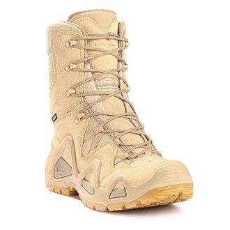 LOWA TaskForce Zephyr Desert GTX 9 inch High Boot