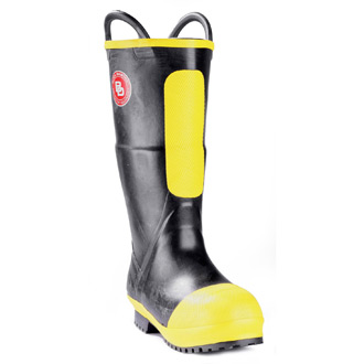 Black Diamond Rubber Fire Boot