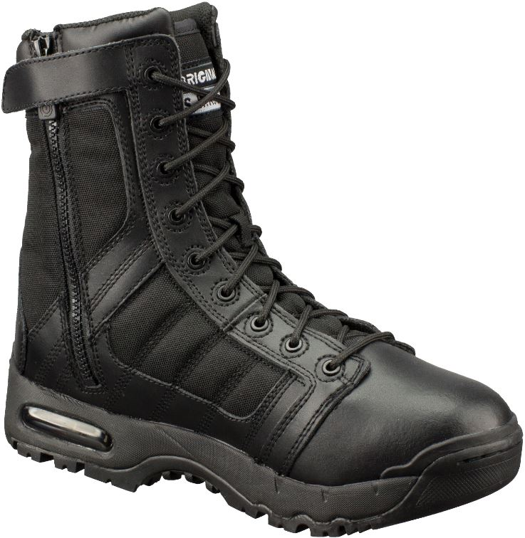 "Original S.W.A.T. 9"" Air Side Zip Tactical Boot"