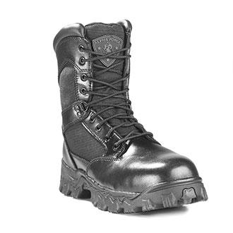 """Rocky 8"""" AlphaForce Side Zip Composite Toe Waterproof Boot"""