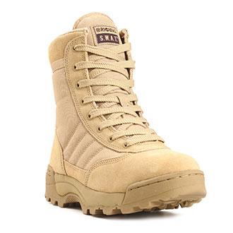 "Original S.W.A.T. Classic 9"" Side Zip Boot (Tan)"