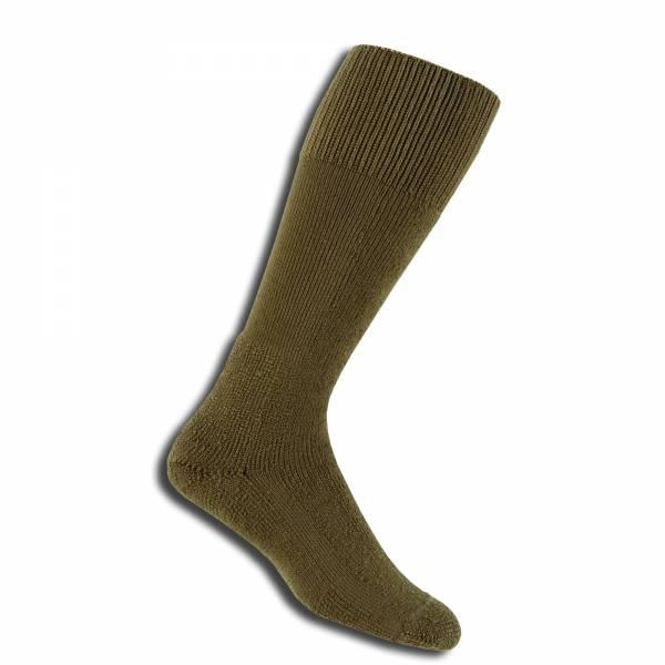 Thorlos Coyote Military Combat Boot Over-Calf Socks, MCB