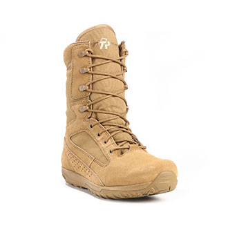 """Tactical Research Hot Weather Transition 8"""" Boots"""