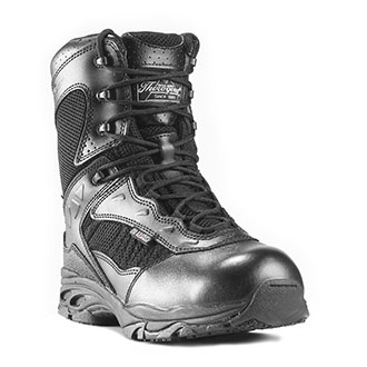 "Thorogood ASR Ultra Light 8"" Side Zip Waterproof Boot"