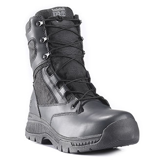"""Timberland 8"""" Pro Valor Duty Side Zip Boot"""