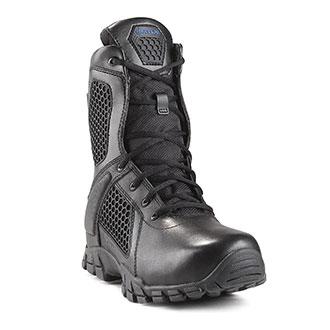 "Bates Women's 8"" Shock Zipper Waterproof Boot"
