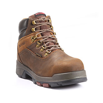 "Wolverine 6"" Cabor EPX Waterproof Composite Toe Boot"