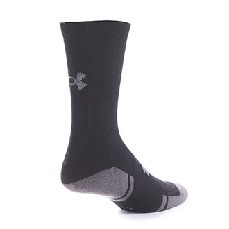 Under Armour Resistor 3.0 Crew Sock 6 Pack