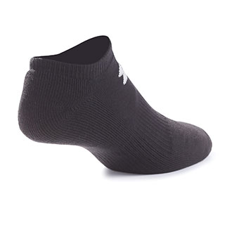 Under Armour Charged Cotton 2.0 No Show Sock 6 Pack