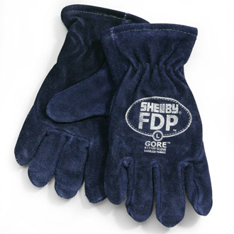 Shelby Koala Cowhide Gloves with Gauntlet Wrists