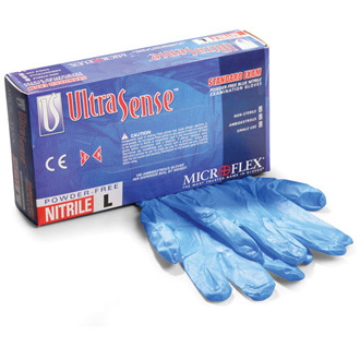 Microflex Medical Co UltraSense Nitrile Gloves