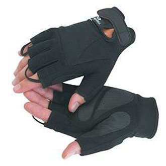 Hatch ShearStop Cycle Half Finger Gloves