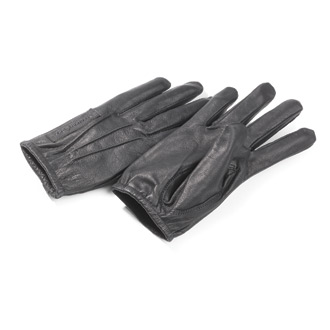Precinct One Men's Waterproof Classic Leather Duty Gloves