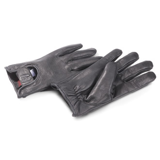Precinct One Men's Seamless Waterproof Leather Duty Gloves