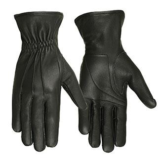 Precinct One Waterproof Deerskin 3 Seam Padded Palm Glove
