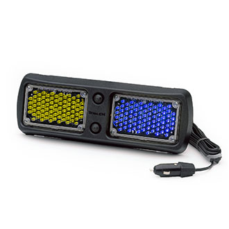 Whelen Engineering LED Flatlighter Plus Visor Light