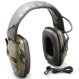 Howard Leight Electronic Muff Hearing Protector