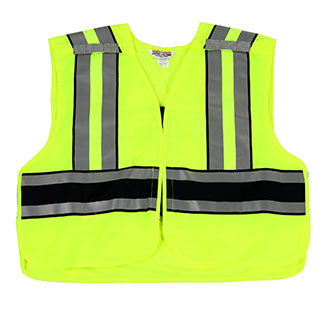 United Uniform Safety Vest, Plain