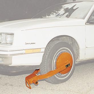 "Rhino 14"" Wheel Immobilizer"