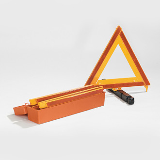 Cortina Tool and Mold Triangle Warning Kit