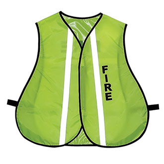 Galls Reflective Nylon Traffic Vest