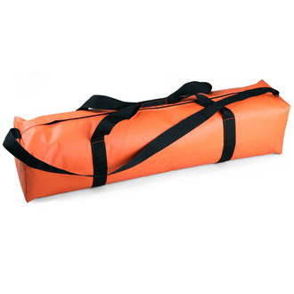Dicke Orange Storage Bag for Fold and Roll Sign System
