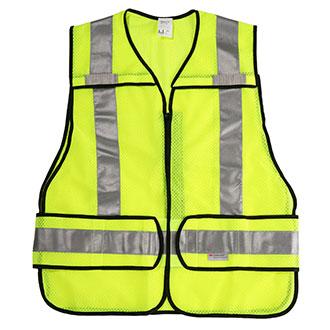 Galls Hi-Vis Class II Traffic Vest