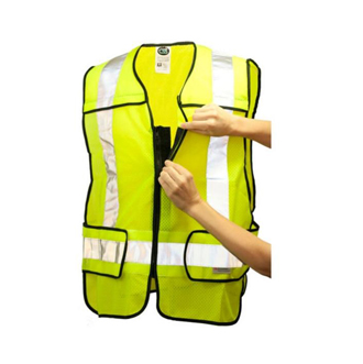 Galls Custom Level II Safety Vest