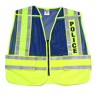 ML Kishigo Safety Vest Ansi PSV