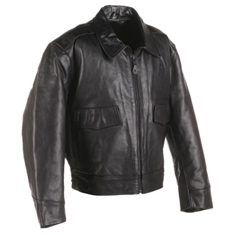 Taylor Leatherwear Indianapolis Style Police Jacket
