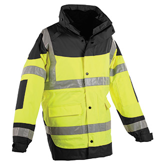 Transportation Safety Apparel Hi Vis Two Tone Public Safety
